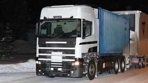 Erkönig Scania-LkW