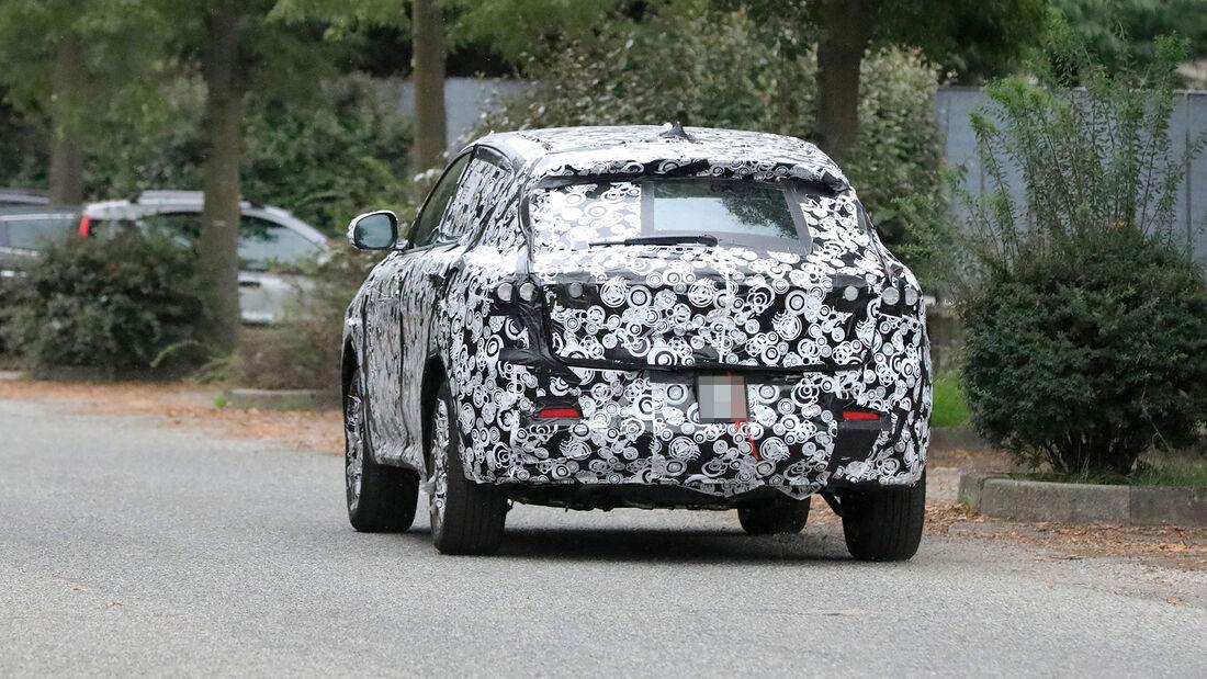 Erlkönig Alfa Romeo Tonale