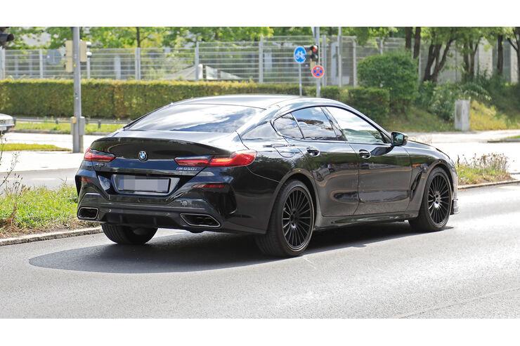 alpina b8 gran coupé (2021): alternatives m8 grand coupé