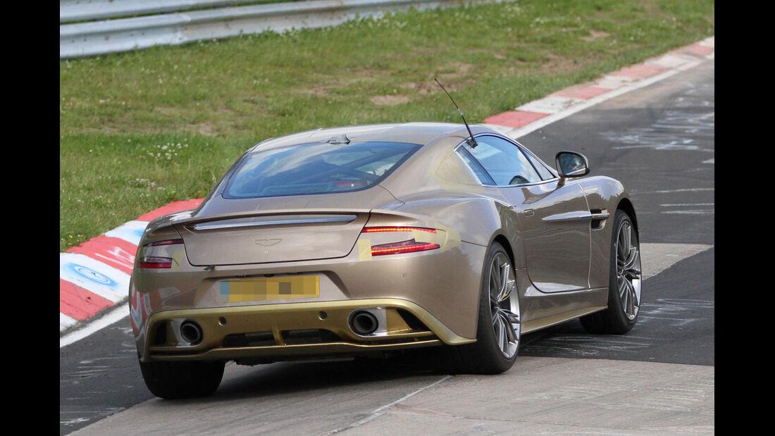 Erlkönig Aston Martin AM 310 Vanquish