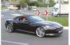 Erlkönig Aston Martin DB9 Volante