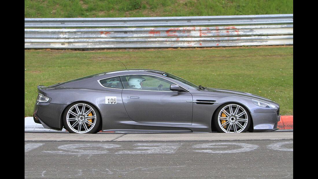 Erlkönig Aston Martin DBS / DB9