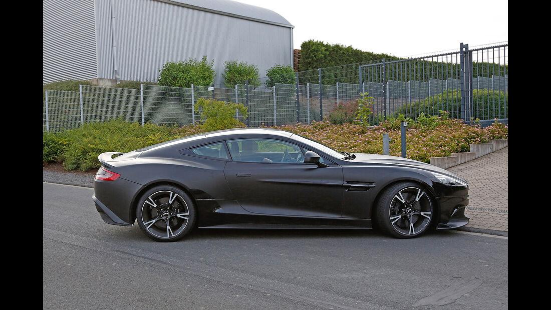Erlkönig Aston Martin Vanquish S