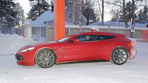 Erlkönig Aston Martin Zagato Shooting Brake