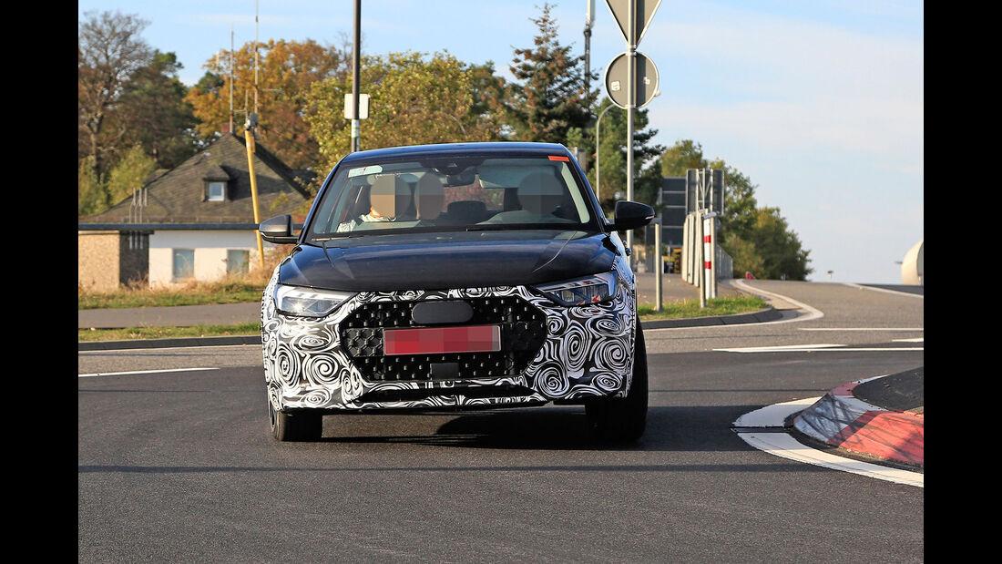Erlkönig Audi A1 Allroad Quattro