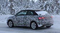 Erlkönig Audi A1/S1 Facelift
