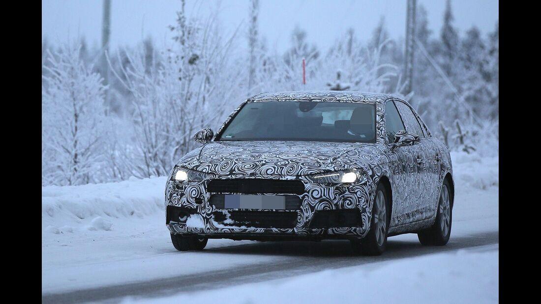 Erlkönig Audi A14