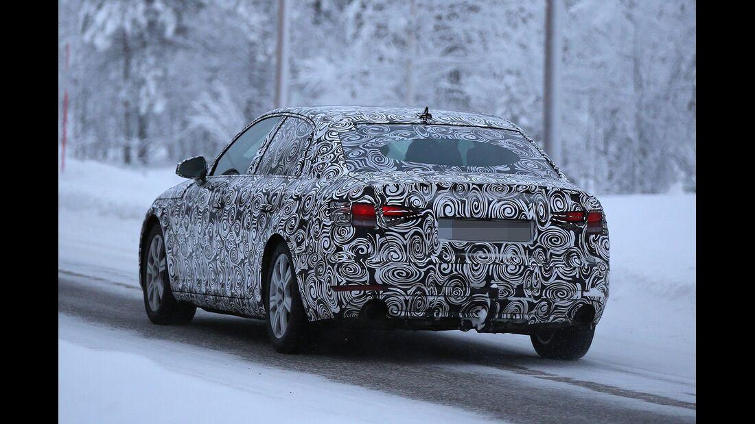 Erlkönig Audi A18