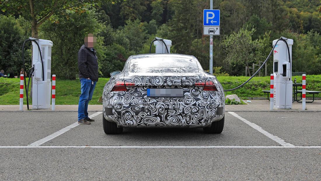 Erlkönig Audi E-Tron GT