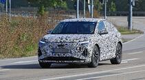 Erlkönig Audi Q4 Sportback