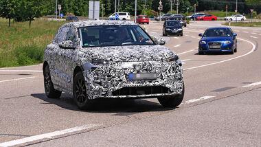 Erlkönig Audi Q6 E-Tron