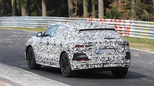 Erlkönig Audi Q8