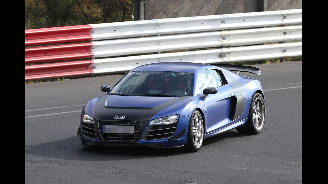 Erlkönig Audi R8 GT Ultra