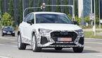Erlkönig Audi RS Q3 Sportback