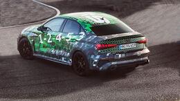 Erlkönig Audi RS3 Limousine