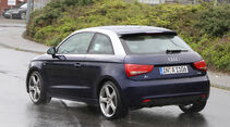 Erlkönig Audi S1