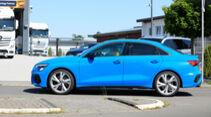 Erlkönig Audi S3 Limousine