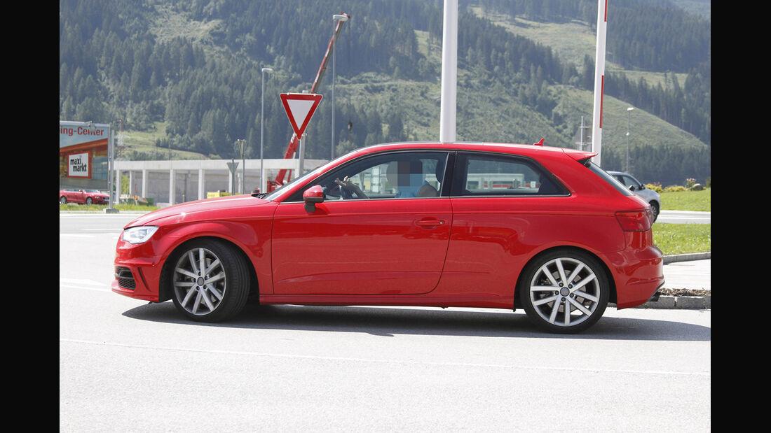 Erlkönig Audi S3