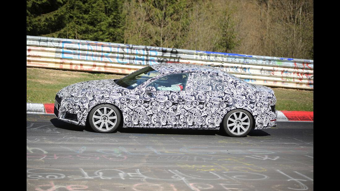 Erlkönig Audi S4