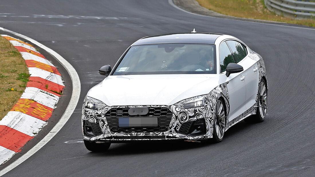 Audi A5 S5 Sportback 2020 Erhalt Facelift Auto Motor Und Sport