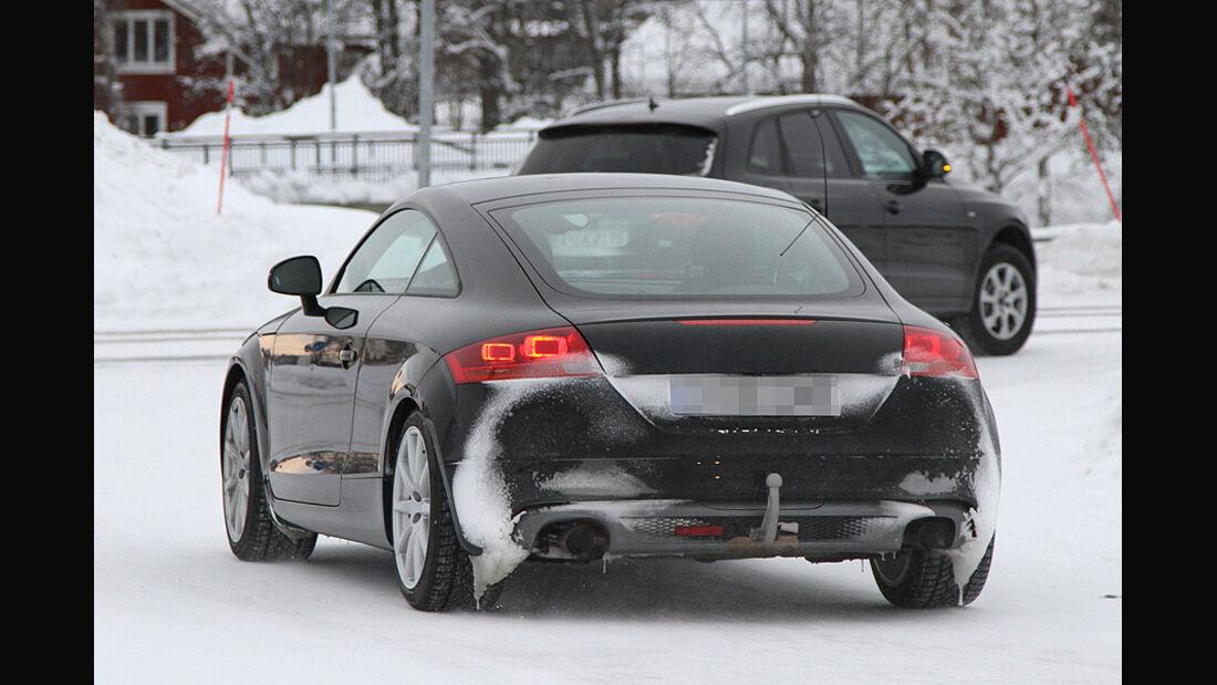 Erlkönig Audi TT