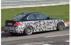 Erlkönig BMW 135is M1