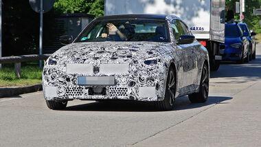 Erlkönig BMW 2er