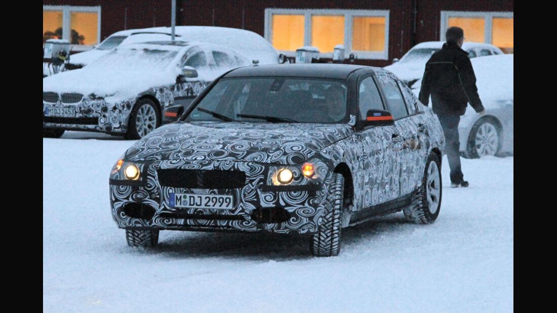 Erlkönig BMW 3er