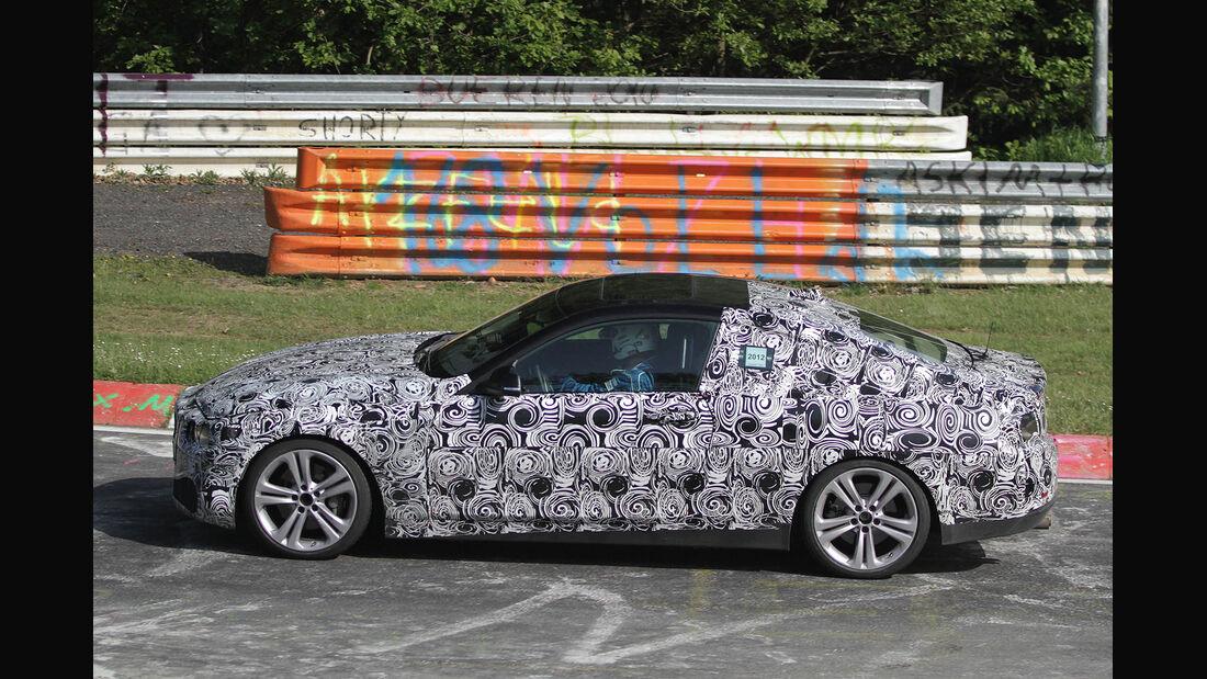 Erlkönig BMW 4er Coupe
