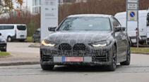 Erlkönig BMW 4er Gran Coupé