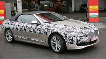 Erlkönig BMW 6er Cabrio