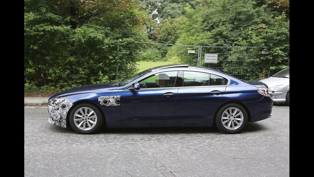 Erlkönig BMW 6er Facelift