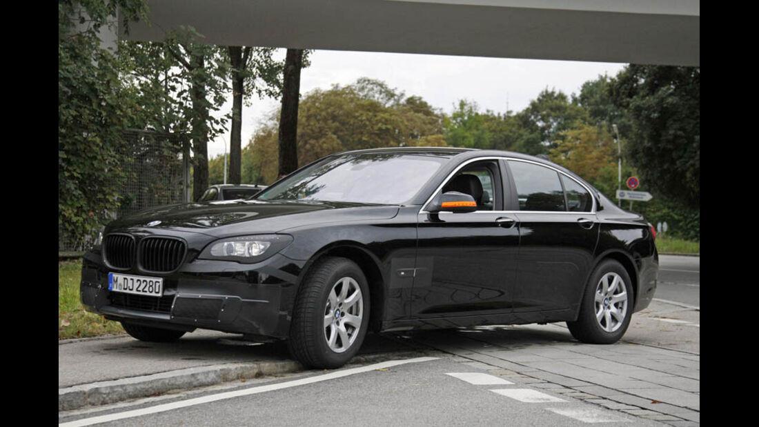 Erlkönig BMW 7er Facelift