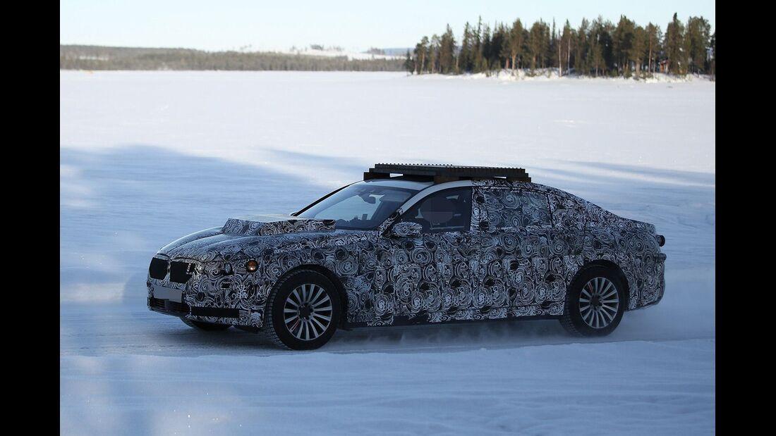 Erlkönig BMW 7er Sec o X14