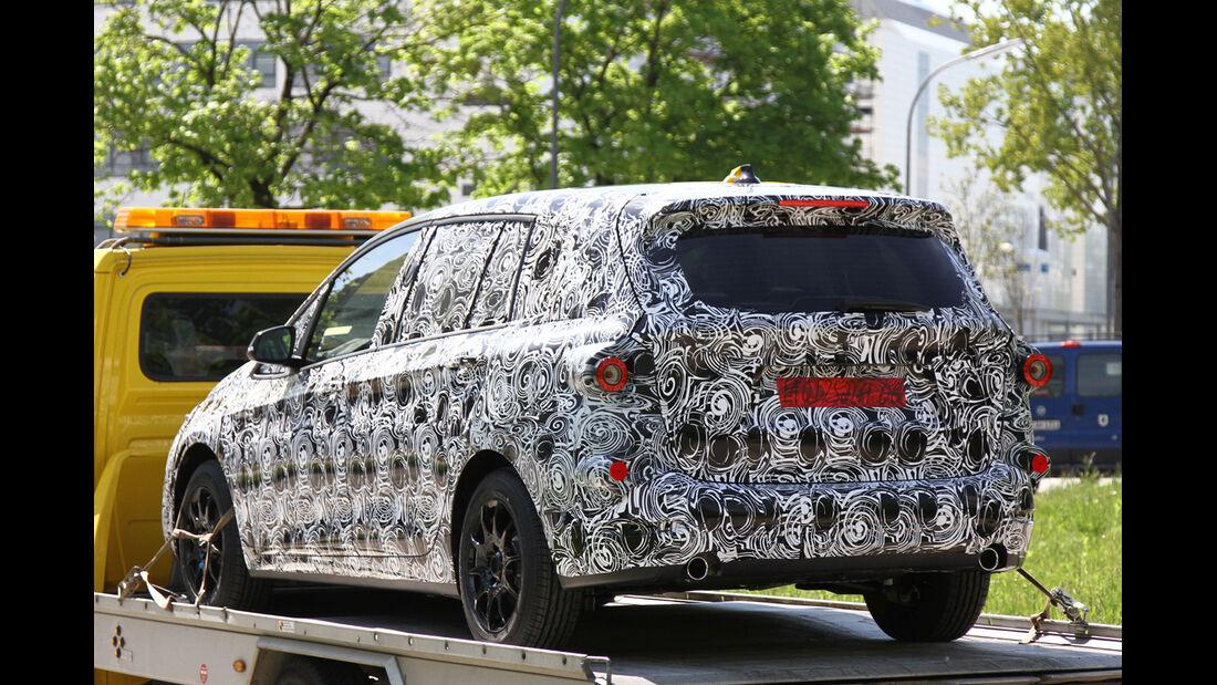 Erlkönig BMW Active Tourer XL