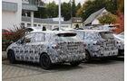 Erlkönig BMW Active Tourer XL mit 5-Sitzer Van