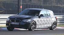 Erlkönig BMW M135i