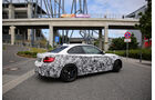 Erlkönig BMW M2 Juli 2015