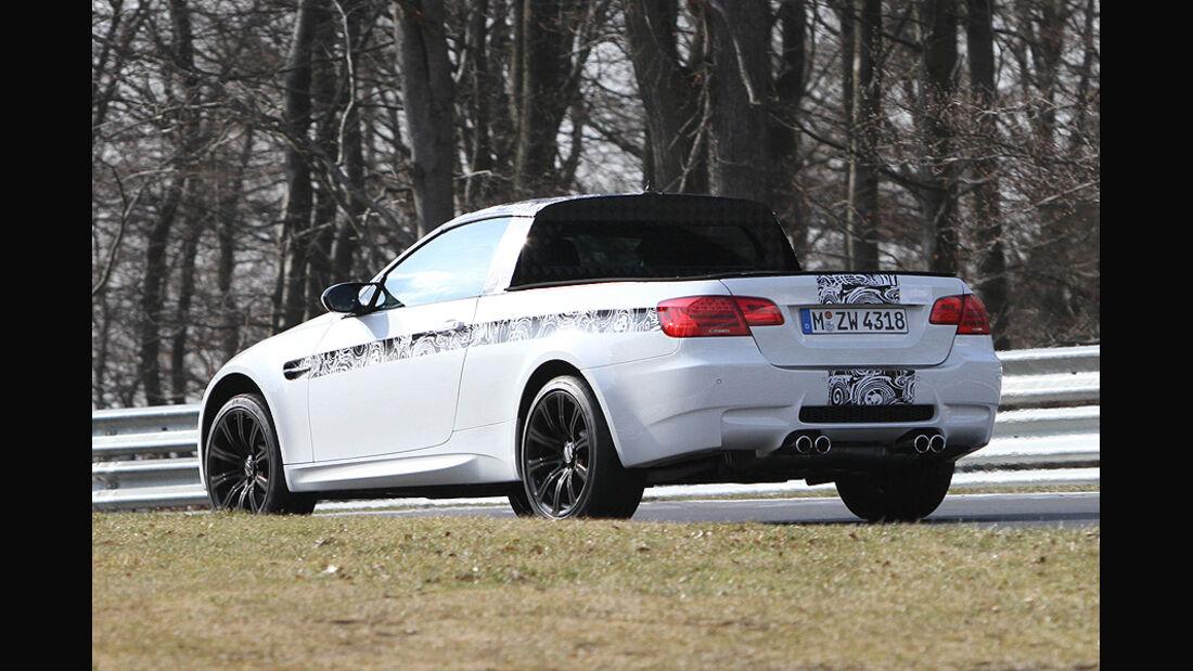 Erlkönig BMW M3 Pickup
