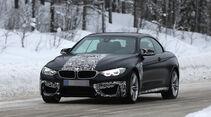 Erlkönig BMW M4 Cabrio
