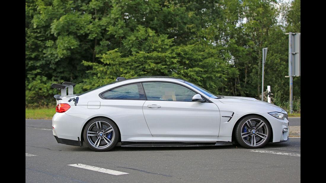 Erlkönig BMW M4 Sondermodell