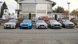 Erlkönig BMW M5