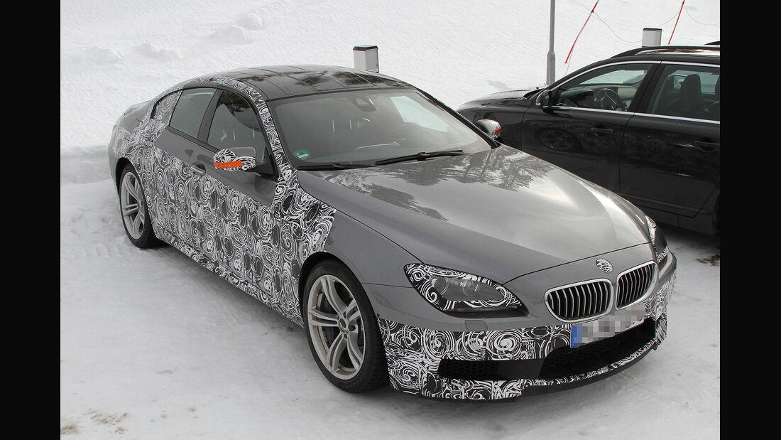 Erlkönig BMW M6