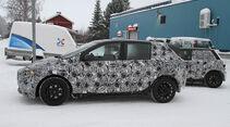 Erlkönig BMW Van