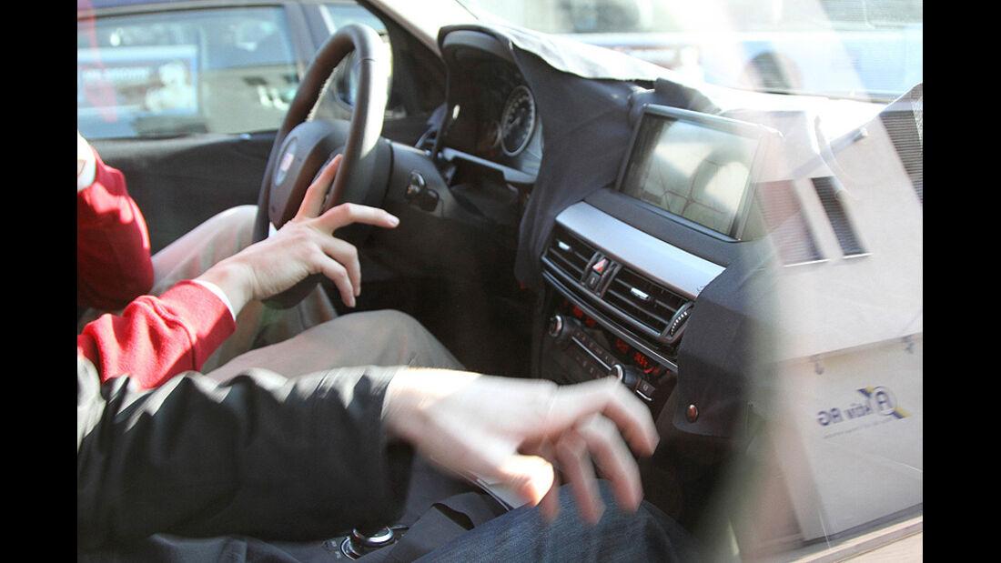Erlkönig BMW X5