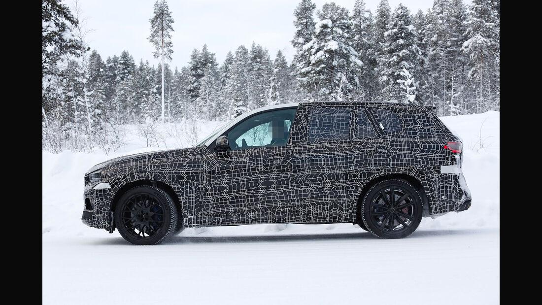 Erlkönig BMW X5 M