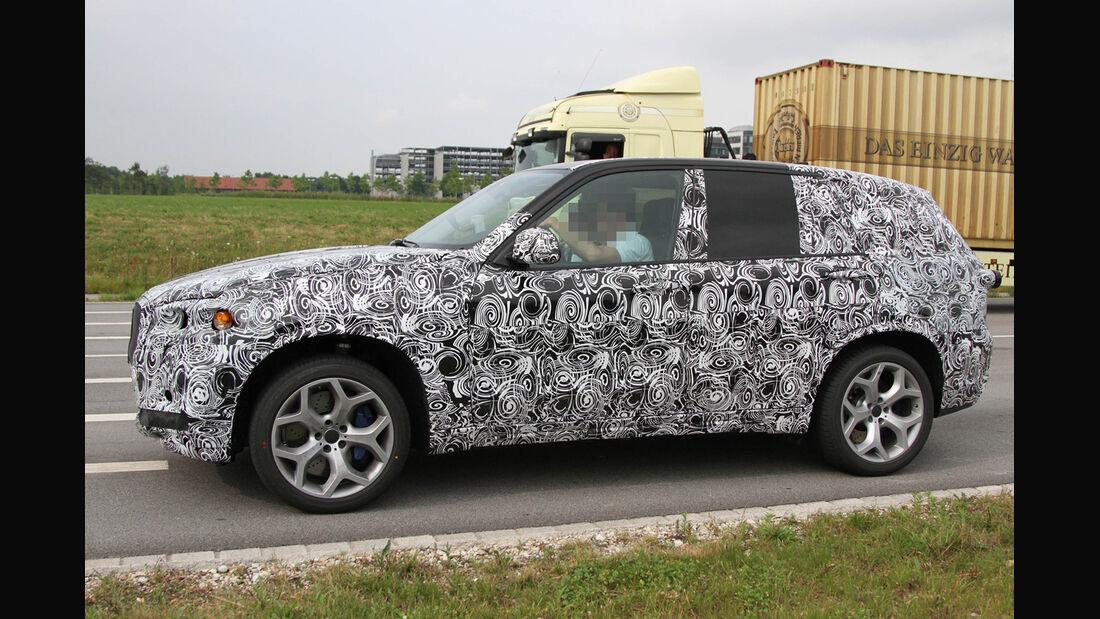 Erlkönig BMW X5M