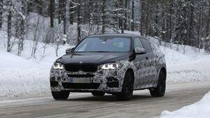 Erlkönig BMW X6M