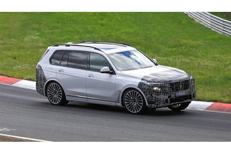 Erlk-nig-BMW-X7-SUV-Flaggschiff-bekommt-2022-ein-Facelift