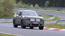 Erlkönig BMW X8